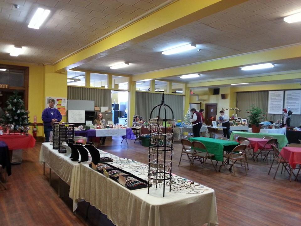 2014 holiday stroll craft fair
